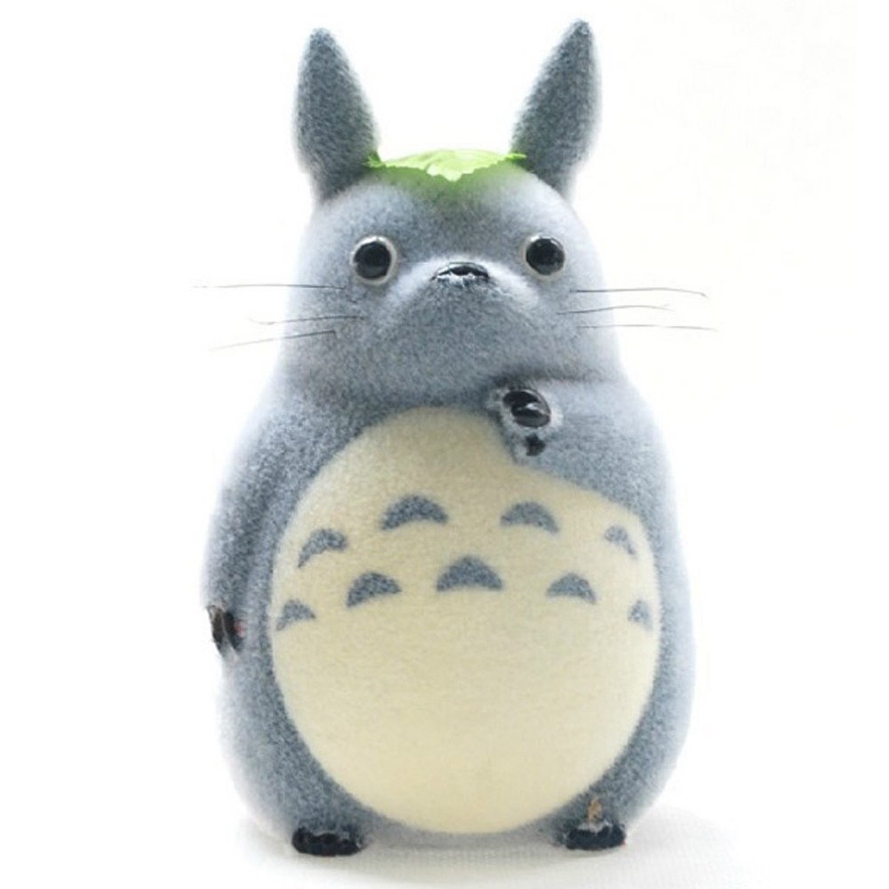 JP Anime Studio My Neighbor Totoro Cat Ghibli 13cm 5 Money Box Figure in Pack Free