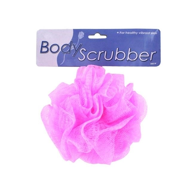 Body scrubber -assorted colors - Pack of 72 парафин oneball x wax 5 pack assorted