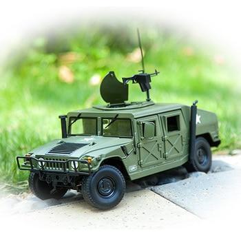 Автомобиль  Hummer радиоуправляемый Sinovan 6