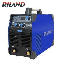 цена на RILAND Dual Voltage 220V 380V ARC MMA ELectric Welding Machine IGBT Inverter Welder Single Phase Two Phase 30-280A