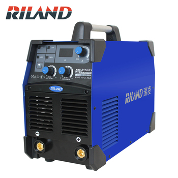цена на RILAND Dual Voltage 220V 380V ARC MMA ELectric Welding Machine IGBT Inverter Welder Single Phase Two Phase 30-280A