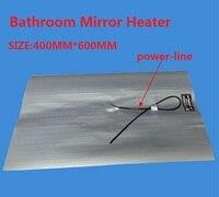 Envío Libre 2015 Nuevo Auto-Advanced Película Espejo Antivaho y espejo y vidrio baño calentador de película calefacción eléctrica especial membrana