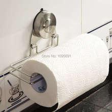 MAIDEER Водонепроницаемый дизайн Для Туалетной Бумаги, Держатель на Присоске, Нержавеющая Сталь Ванная Комната продукты