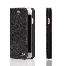 Чехол из натуральной кожи с откидной крышкой для iPhone 7/7plus ретро-чехол с крокодиловым кошельком флип-кожаный чехол для iPhone 7 6 6 S Plus