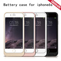 For Iphone6s 5800mAh External Power Bank Case Backup Battery case Charge Cover for iPhone 6s backup case