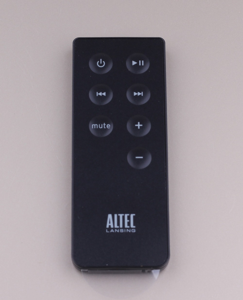 US $12 8  REMOTE CONTROL FOR ALTEC LANSING Octiv 650 M650 IMT702 iMT630  iMT620 IMT520 T612-in Remote Controls from Consumer Electronics on