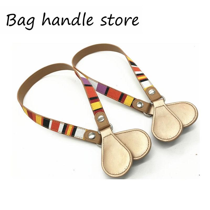 1 Pair Size 72cm Bag Handles Fit For O Bag Obag Handbag