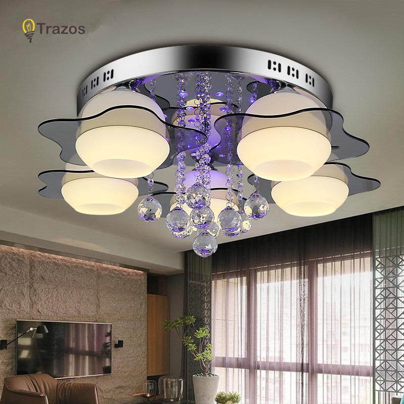 verdadero plateado bombillas nuevo montaje en superficie lmparas de techo lmpara de iluminacin interior