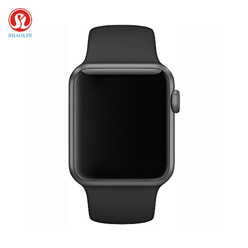 SHAOLIN Bluetooth Smart Watch update 42MM SmartWatch case for apple iPhone Android Smart phone like apple watch