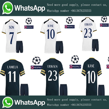 Free patches 2017 Top Best Thai Qualit Short adult kit Soccer jersey 16 17 Home white Away Royal blue 3RD Gold Free shipping