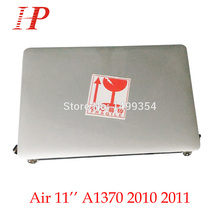 "Used 2011 Year A1370 LCD Screen Assembly For Apple Macbook Air 11"" A1370 LCD Assembly 1366*768 MC968 MC969"
