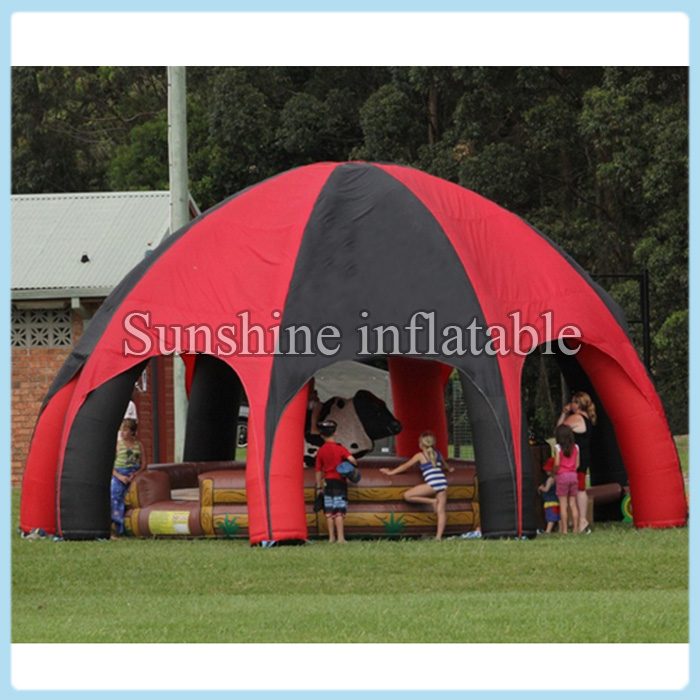 Durable hot sale giant oxford 8m inflatable spider dome tent beach tent for outdoor event made in china inflatable factory-in Party DIY Decorations from ... & Durable hot sale giant oxford 8m inflatable spider dome tent beach ...