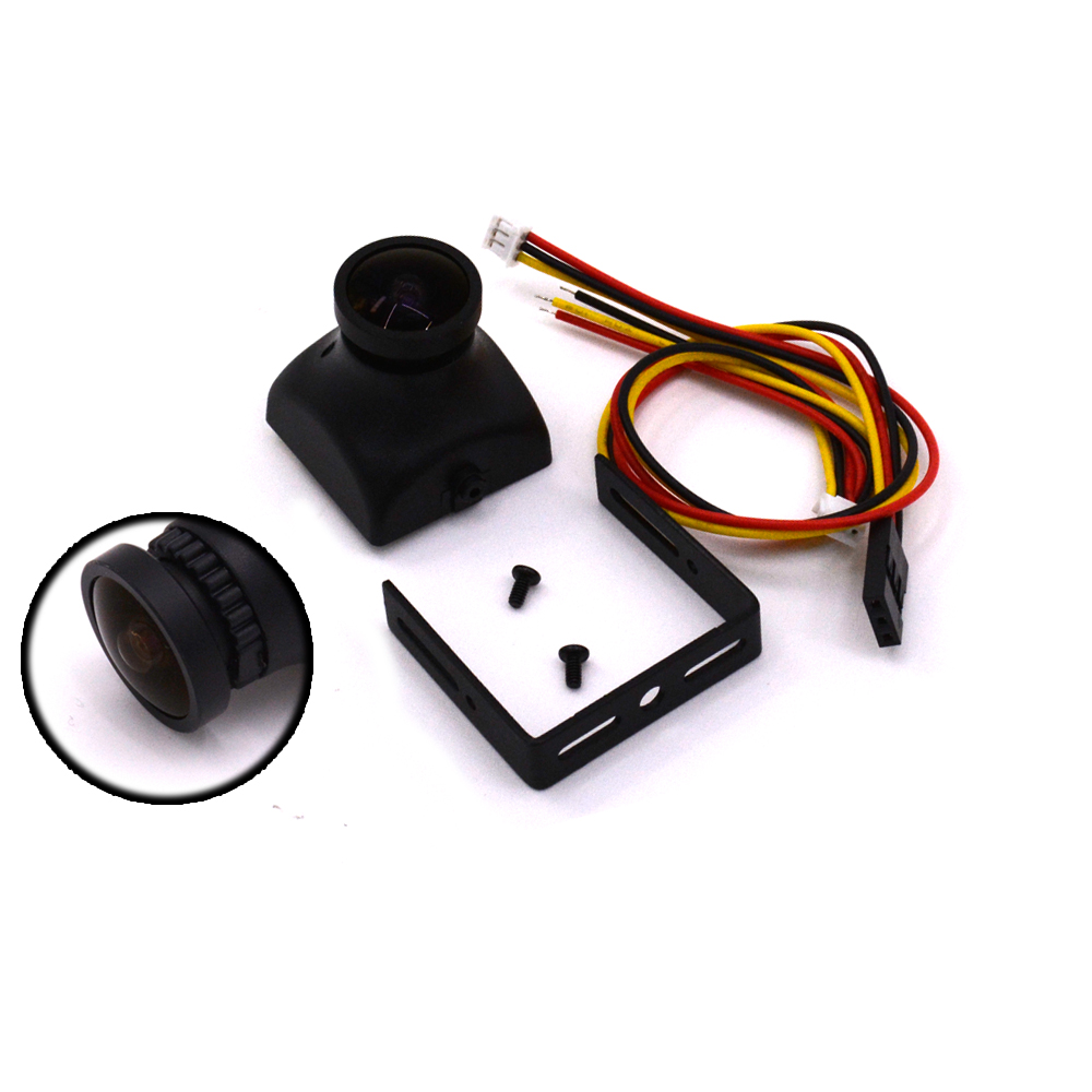 700TVL 2 8mm Lens 90 Degree 1 4 Cmos Wide Angle FPV Camera NTSC system for