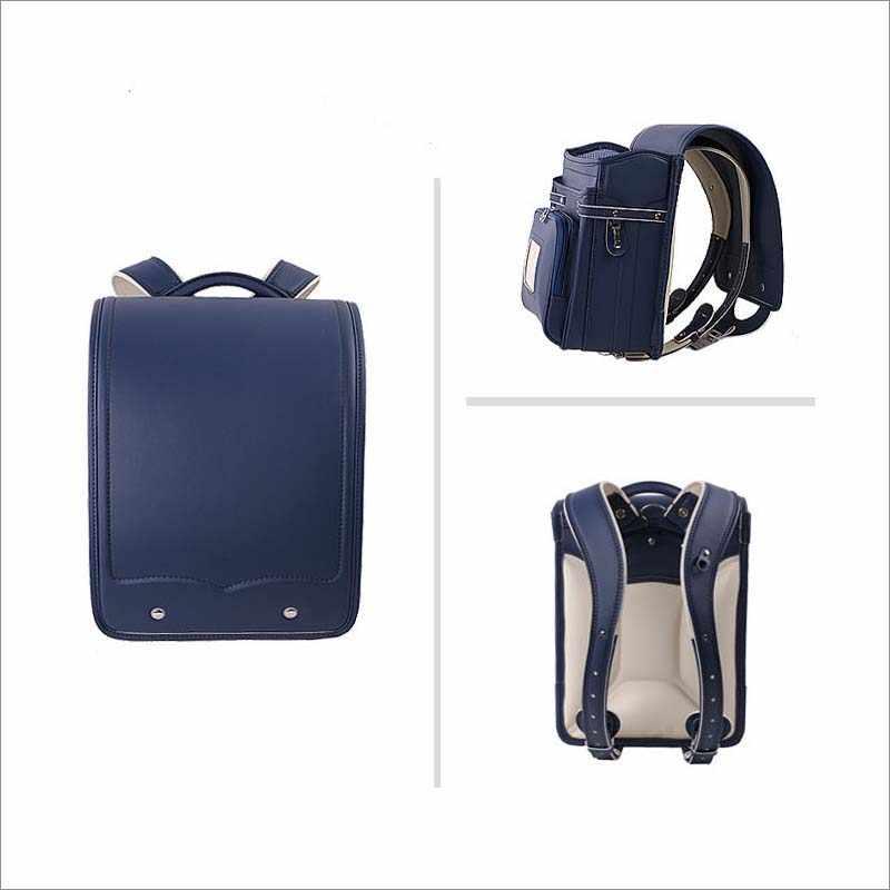 Популярные детские школьные сумки для мальчиков и девочек, школьный рюкзак для японских студентов, большой школьный рюкзак