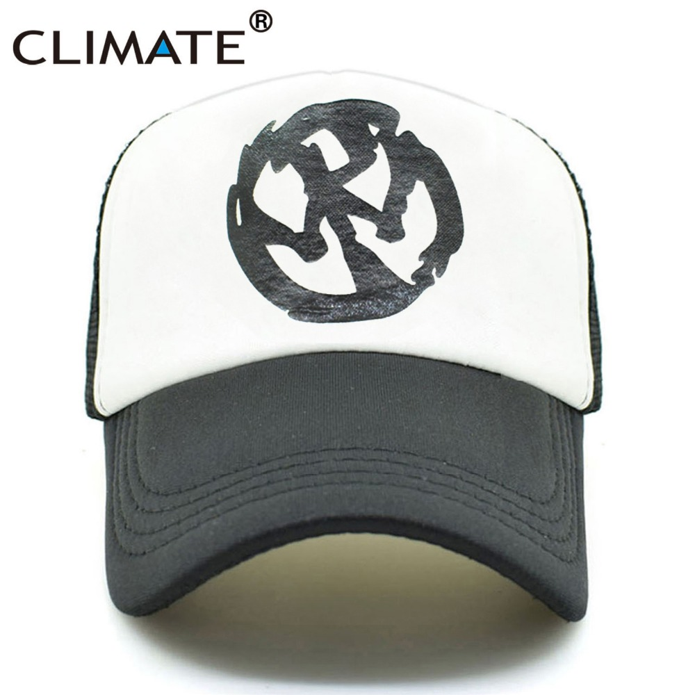 CLIMATE Women Men Pennywise Trucker Cap Pennywise Punk FRAT Rock Caps  Summer Cool Summer Baseball Net Trucker Caps Hat For Men -in Baseball Caps  from ... 5c79454b5c7