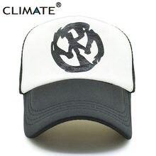 090cc706b55a3 CLIMATE Women Men Pennywise Trucker Cap Pennywise Punk FRAT Rock Caps  Summer Cool Summer Baseball Net