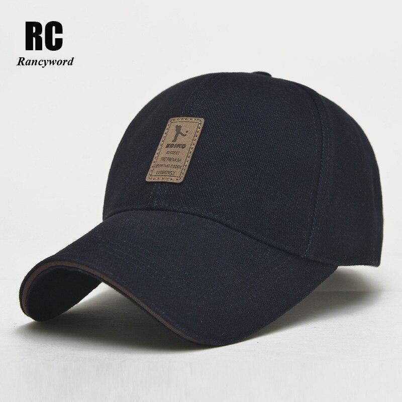 Бренд бейсбольная кепка мужские хлопковые повседневные спортивные кепки для гольфа для мужчин Golf Snapback Casquette Bone Gorras распродажа RC1011-1