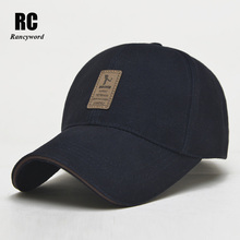 Brand Baseball Cap Men Cotton Casual Sports Golf Hats For Men Golf Snapback Casquette Bone Gorras Sale RC1011-1 fashion brand baseball cap unisex outdoor hats simple sports men casquette snapback gorras golf for women chapeu solid m041