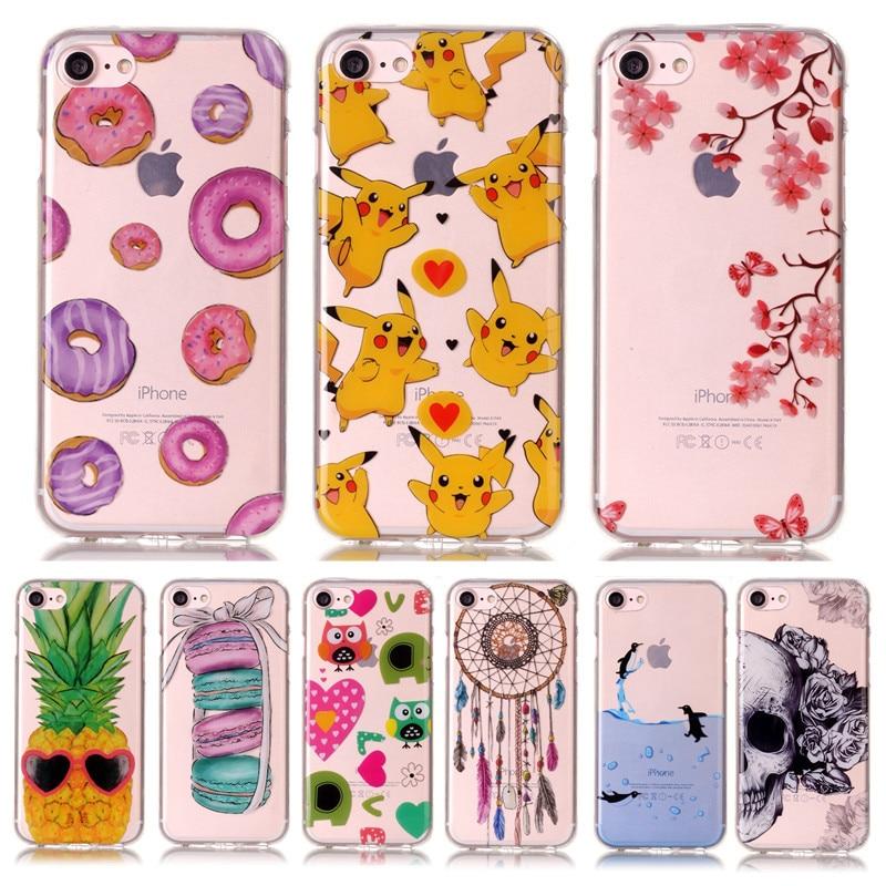 carcasa iphone 7 flores