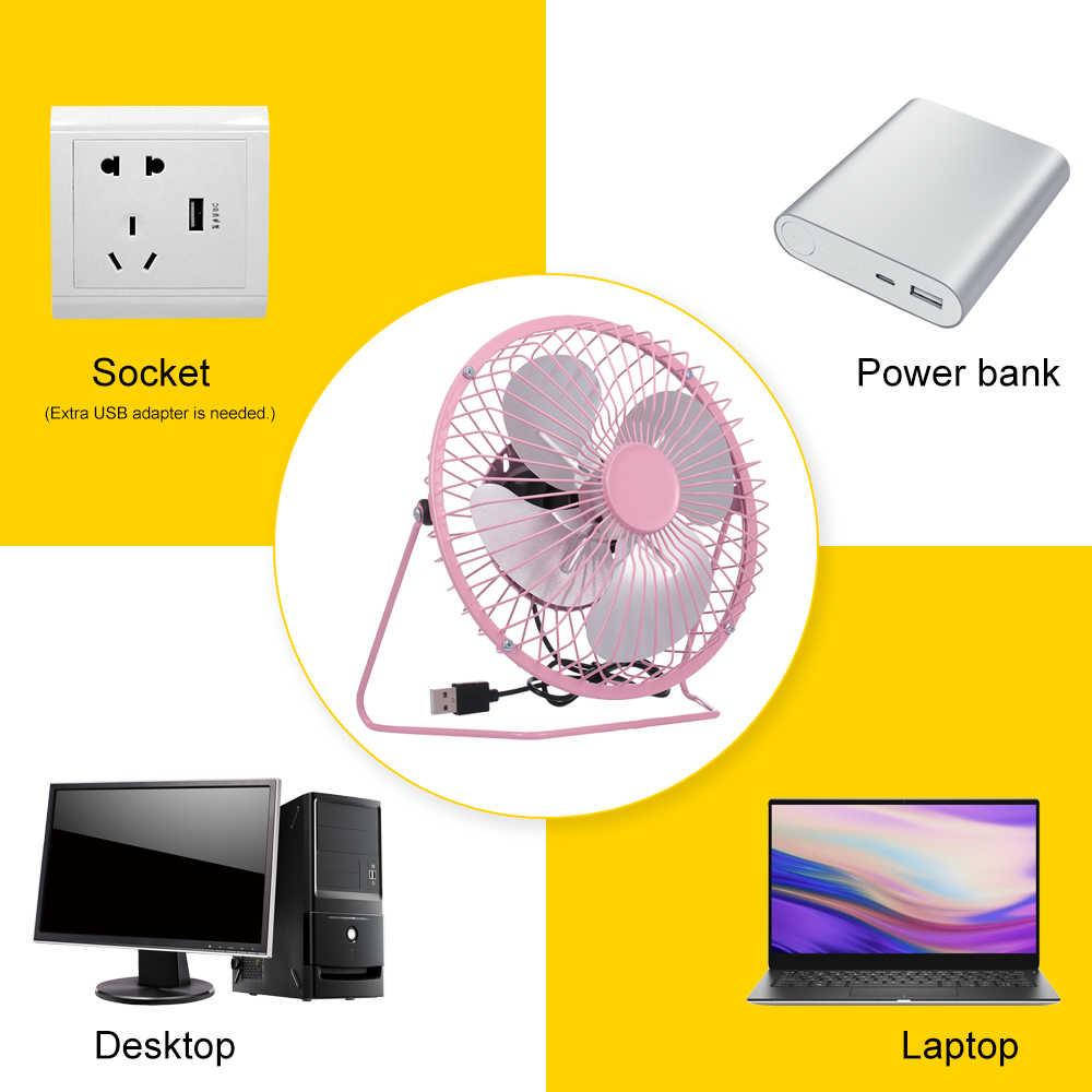 مصغرة USB تبريد الهواء مروحة كليب مروحة مكتب للأطفال المزدوج استخدام المنزل طالب عنبر السرير المحمولة سطح المكتب مكتب مروحة
