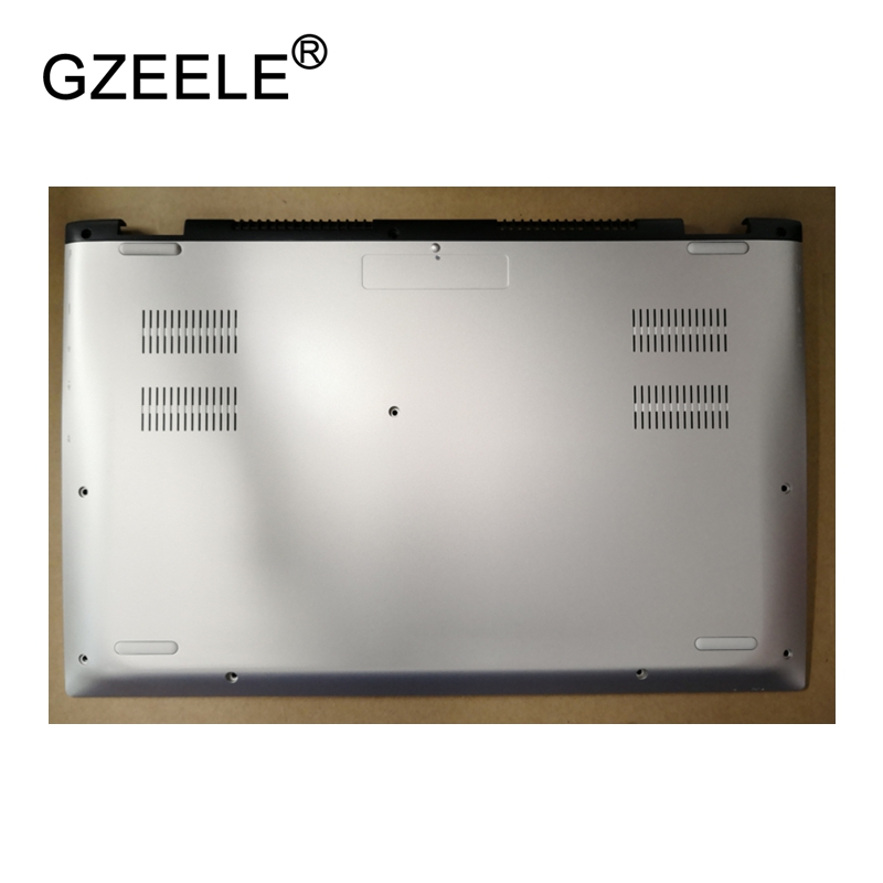 GZEELE New Laptop Bottom Base Case Cover For Toshiba Satellite L50W L55W-C L55W-C5257 Base Chassis D Cover Case shell lower case gzeele new laptop bottom base case cover for hp elitebook 840 g3 base chassis d cover case shell lower cover black 821162 001