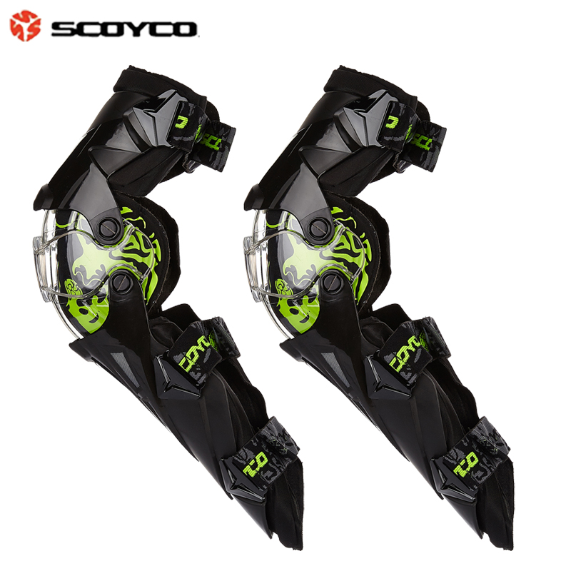 2016 New SCOYCO Protective Gear Motorcycle Knee pad Sports Scooter Protector Guards hot sales motorcycle racing protective guard gear knee pad knee protector motor bike knee gear scoyco k12