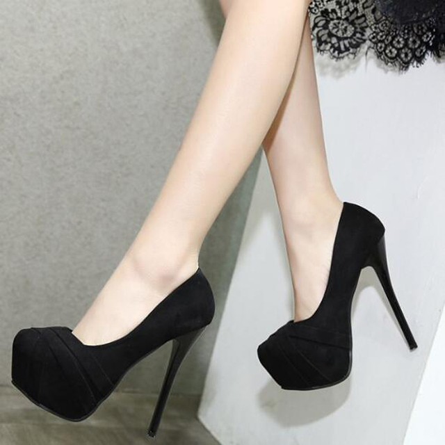 b1e9726aa3b US $38.8 |evening shoes woman pumps high heel shoes nude pumps party shoes  ladies heels women pumps sapatos de salto alto dress shoes D984-in Women's  ...