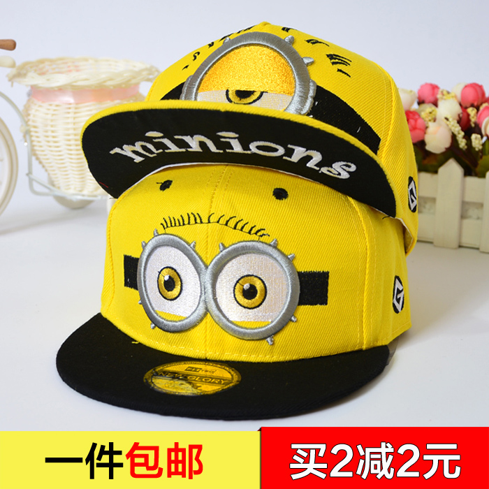 TDX C6 Cartoon small hat baseball cap male women s street hiphop cap flat  along the cap hip hop cap spring and autumn-in Hats   Caps from Mother    Kids on ... de137f18195