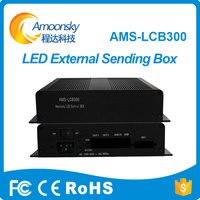 China Manufacturer High Quality Sender Box For Linsn Ts802d Nova Msd300 Dbstar Hvt11in Led Sending Card