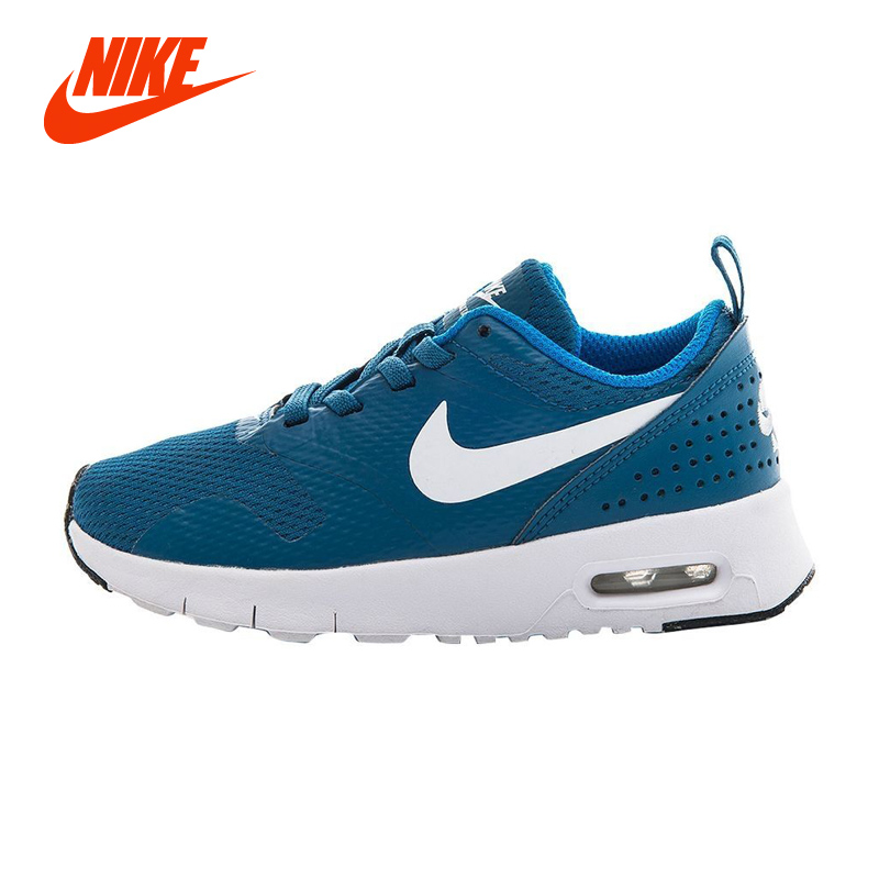 Original New Arrival Authentic NIKE AIR TAVAS MAX Kids Boy Girl Running Shoes Sneakers