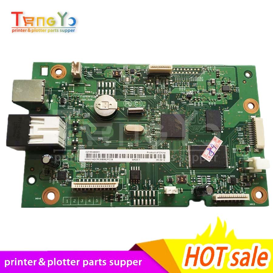 Original CZ181 60001 CZ183 60001 Logic mainboard PCA ASSY Formatter board for HP LaserJet M127FW M128FW