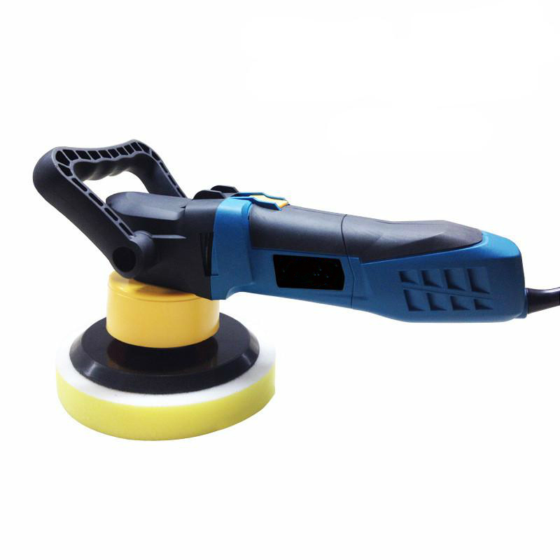 цена на NEW Electric Dual Action Shock and Polishing Machine Car Polisher Cleaner 220V 600w GS CE EMC approved