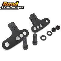 1 3 Rear Adjustable Slam LOWERING Drop KIT Blocks 1 3 inches 1 2 3 For Harley Sportster 883 1200 1988 1999