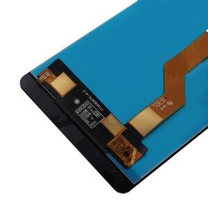 Image 3 - Original Für Elefon P9000 LCD Display touchscreen digitizer Montage ersatz Für P 9000 P9000 lite Telefon Teile Reparatur kit