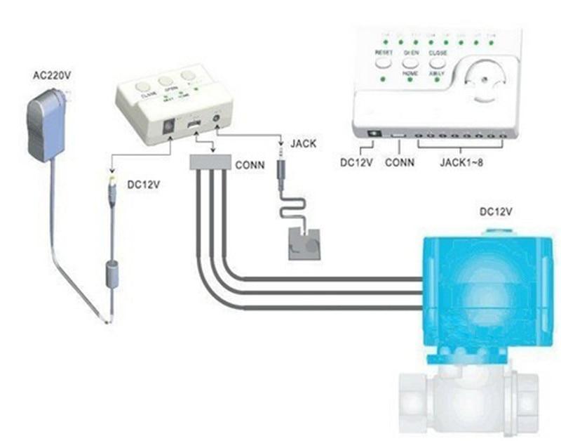 WLD 806 hidaka sistema de alarme do