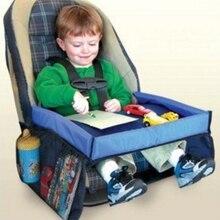 Водонепроницаемый стол подлокотник для сидения автомобиля хранения детские игрушки младенческий держатель для коляски для детей Детские игрушки Детские автокресла