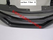 Fit for 11-14 Nissan Tiida carbon fiber Or FPR car grill high quality(China)