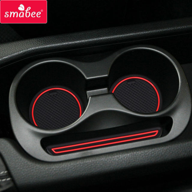 Smabee Gate Slot Pad For Toyota 86 Subar Brz Accessories 3d Rubber
