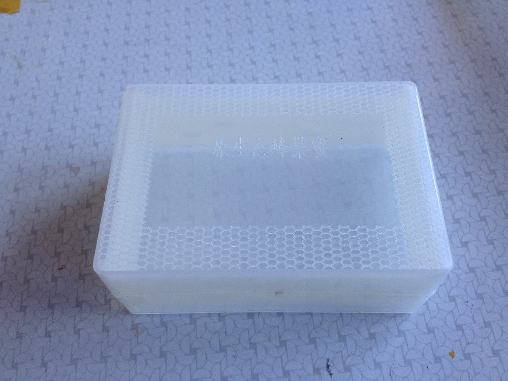 5 Beekeeping Bee Hive Frames Honey Container Honey Lattice Produce Box 250g 8 frames reversible electric honey extractor