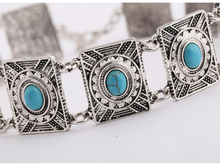 Ethnic Metal Choker