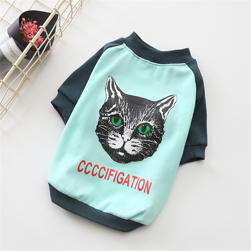 Small Dogs T Shirts Summer French Bulldog Pets Clothes Spring Vest Cute Fashion Apparel Costume chemise chien perros