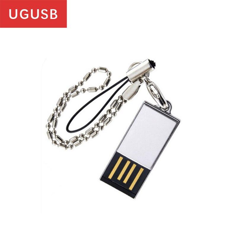 Mini Metal Pen drive Custom logo Pen drive Usb flash drive Promotion gift Usb memory stick usb disk 1GB 2GB 4GB 8GB 16GB 32GB