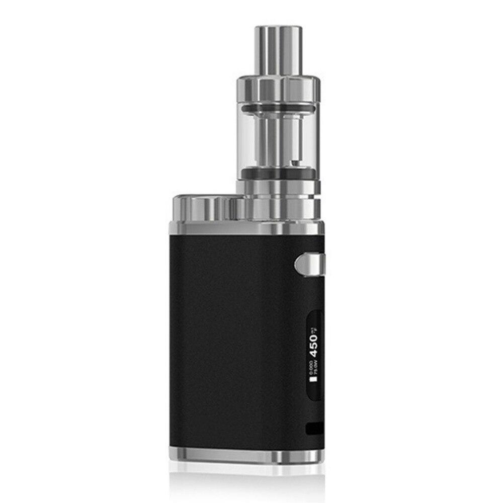 75 W 2 ml electrónico Vape E cigarrillo pluma atomizador Vapor nueva gran humo Pico Starter Kit Cigarro Eletronico Vaporizador