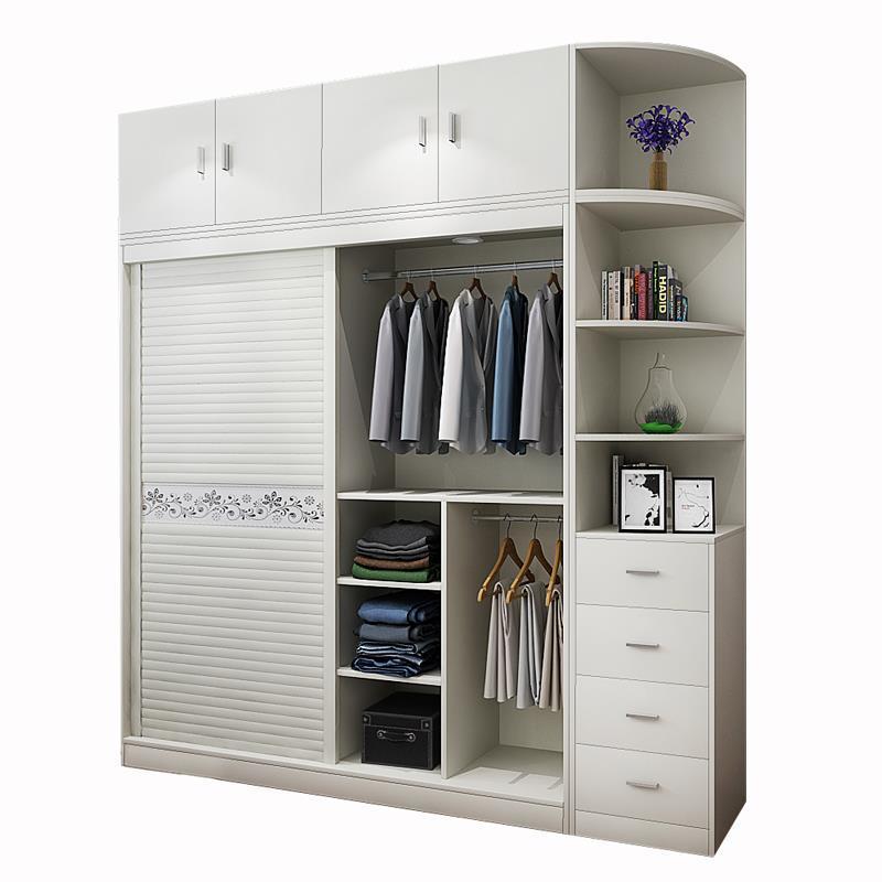 rangement vetement garderobe gardrop roupa mobilya meuble de maison wooden home bedroom. Black Bedroom Furniture Sets. Home Design Ideas