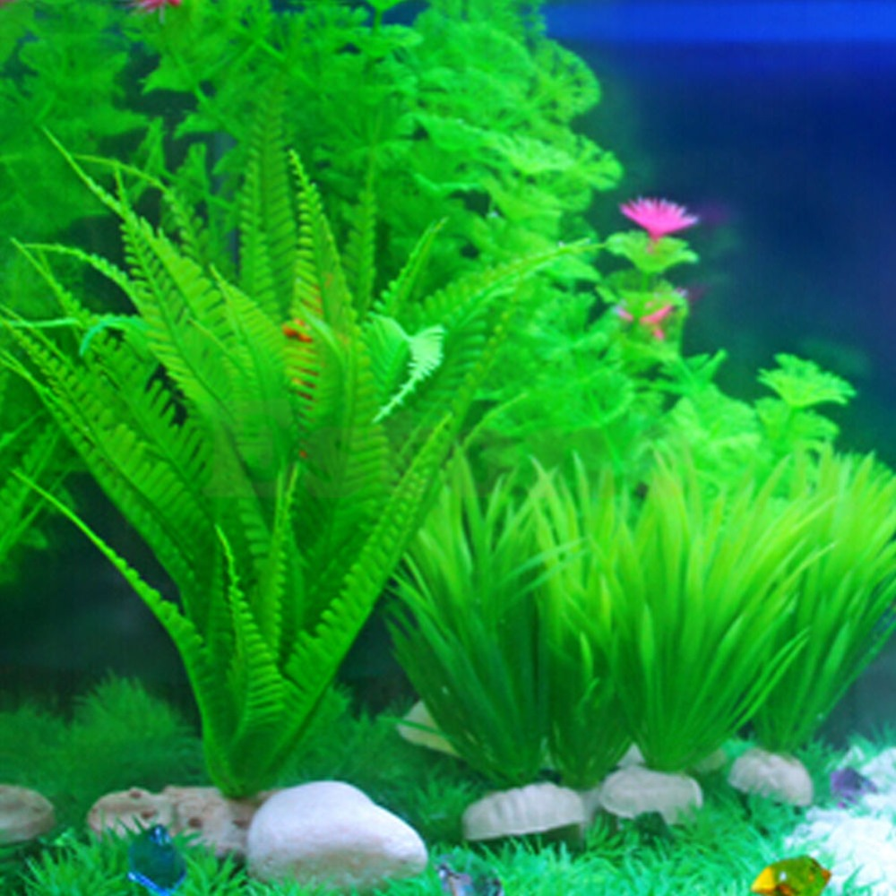 Online buy wholesale aquarium decorations from china for Artificial fish tank
