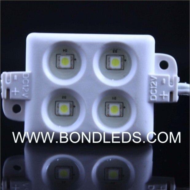 Marvelous Free Shipping Waterproof Dc12V Led Module Smd3535 4 Led Module Super Wiring Digital Resources Nekoutcompassionincorg
