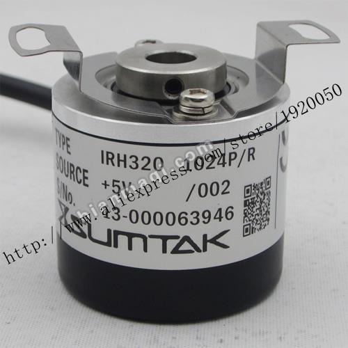 Supply Of  IRH320 1024P / R Rotary Encoder 1024  Incremental Gun