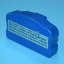universal Chip Resetter for Epson 4000 printer ink cartridge and maintenance box