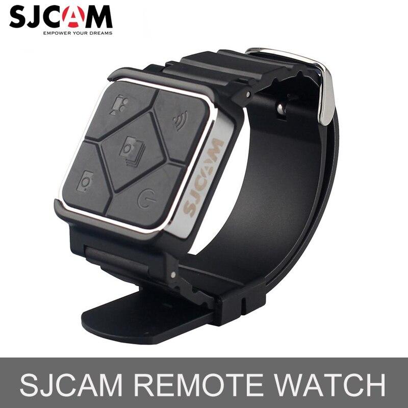 Accesorios de Cámara de Acción SJCAM 3 M impermeable inalámbrica pulsera reloj remoto para SJ8Series SJ6 leyenda SJ7 estrella Sport Cam