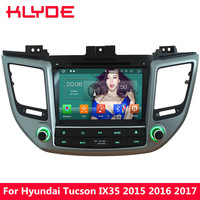 KLYDE 8 4G Octa Core Android 8.0 4GB RAM 32GB ROM Car DVD Multimedia Player Radio For Hyundai Tucson IX35 2015 2016 2017 2018
